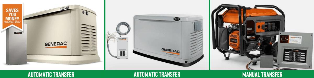 genrenew generator installation services