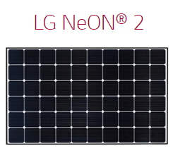 LG NeON 2 Solar Panel installed by GenRenew